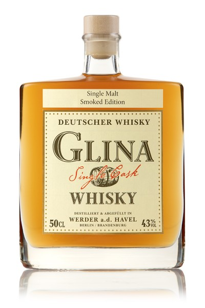 Glina Whisky Smoked Edition