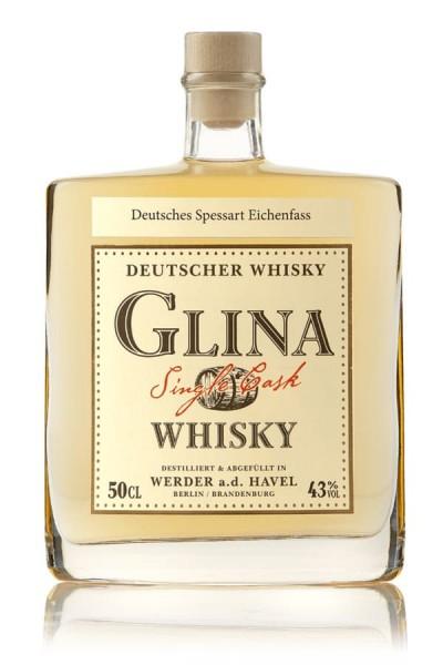 Spessart Eiche 0,5 Glina Whisky Vorderseite