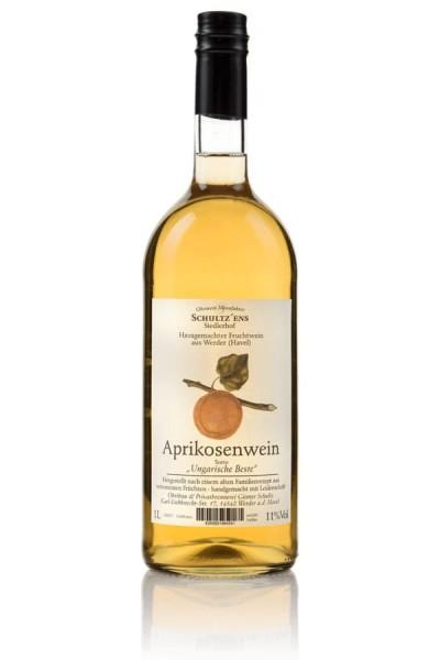 Aprikosenwein Glina Whisky