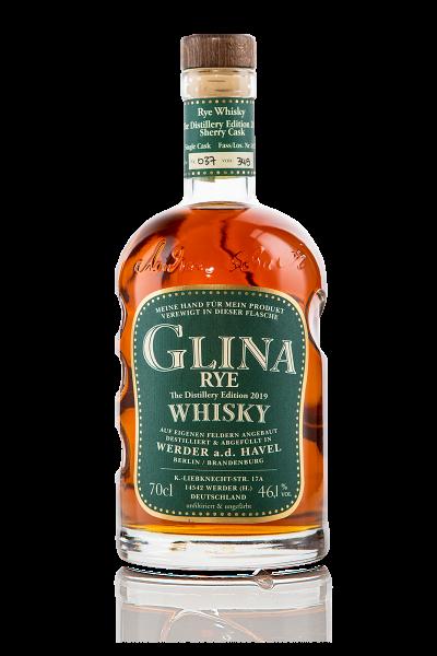 Glina Whisky Rye Whisky 5 Jahre 0,7L