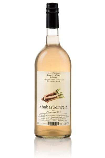 Rhabarberwein Glina Whisky