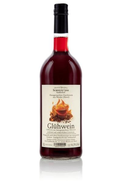 Gluehwein Glina Whisky