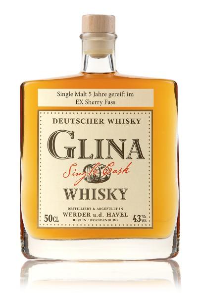 Glina Whisky Black Cherry
