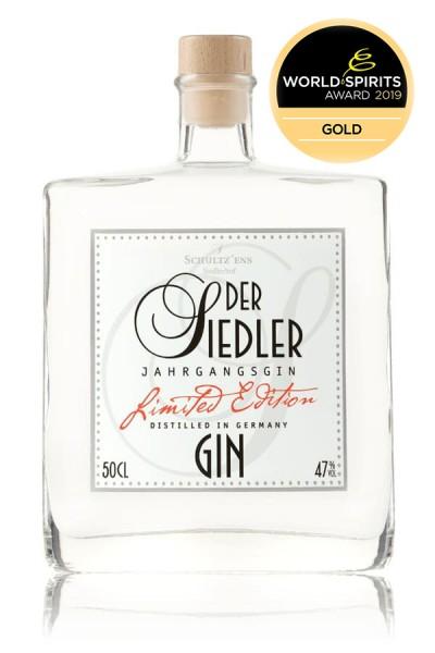 Der Siedler Gin 0,5l