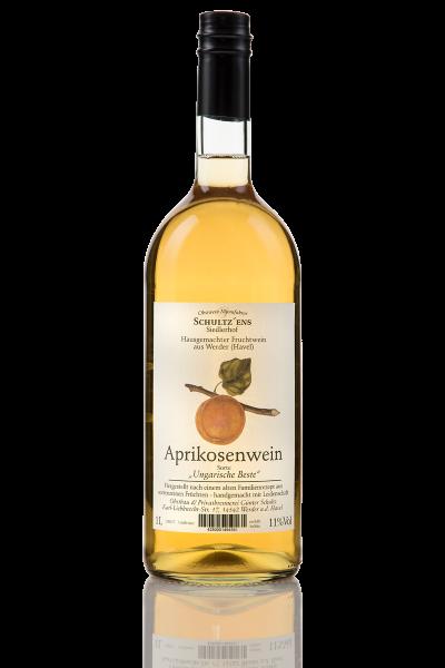 Aprikosenwein