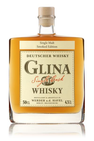 Glina Whisky 5 Jahre Smoked Edition 0,5l