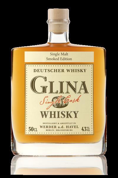 Glina Whisky 5 Jahre Smoked Edition 0,5l