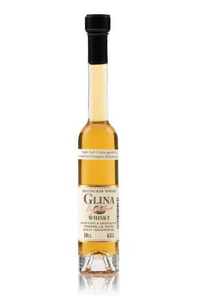 Glina Whisky Knupper Kirschwein Fass