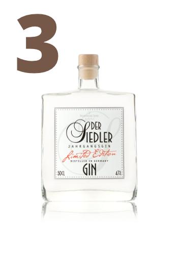 3* Der Siedler Gin