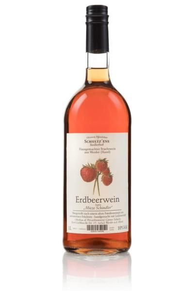 Erdbeerwein Glina Whisky