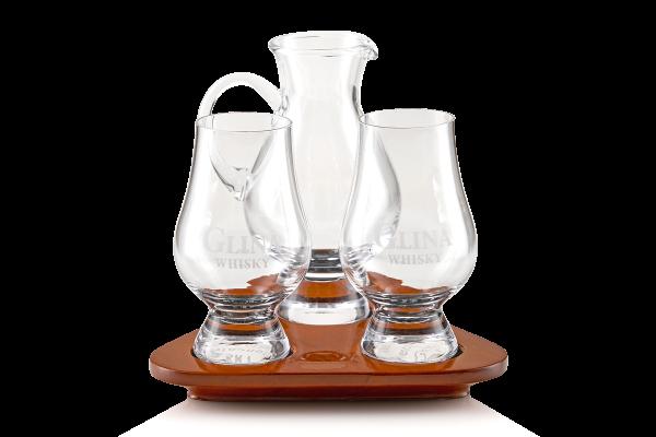 Karaffe + 2 Glencairn Gläser Tasting Set
