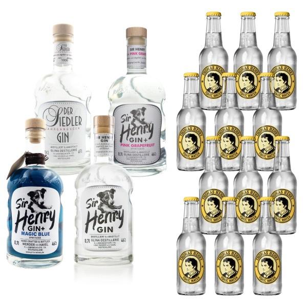 Das große | Gin Paket No. 3