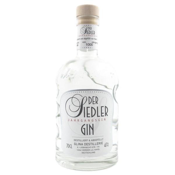 Der Siedler Gin | Classic | 0,7L