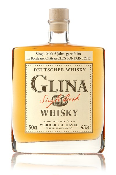 Glina Whisky Bordeaux Cask