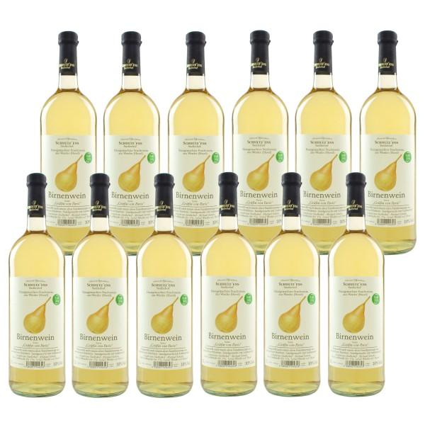 12x Birnenwein